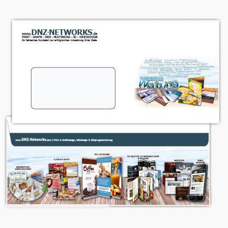 Briefumschlag Din Lang