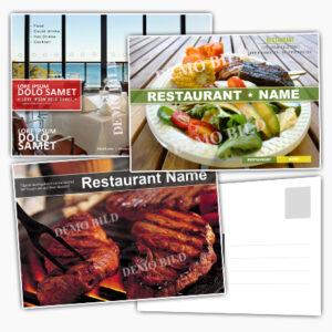 Postkarten, Einladungs- u. Glückwunskarten und Hochzeitskarten