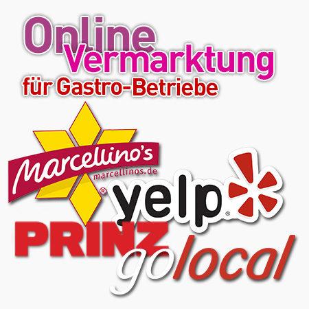 Online Vermaktung für Gastro-Betriebe