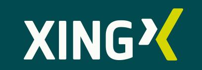 XING - Das berufliche Netzwerk