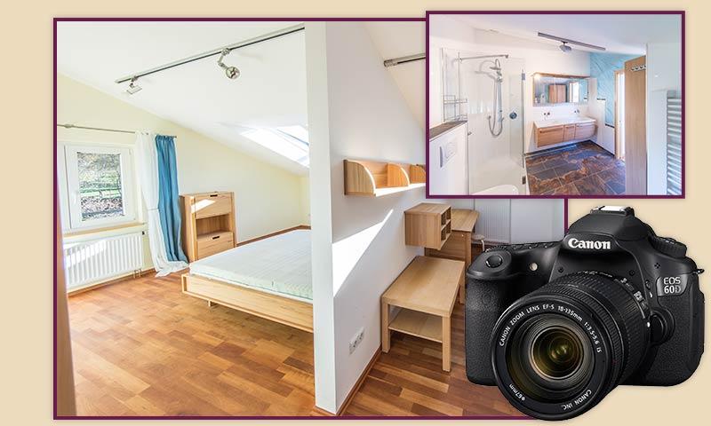 Fotografie Hotelfotografie in der Tourismus Branche - Hotel und Pension - DNZ-Networks