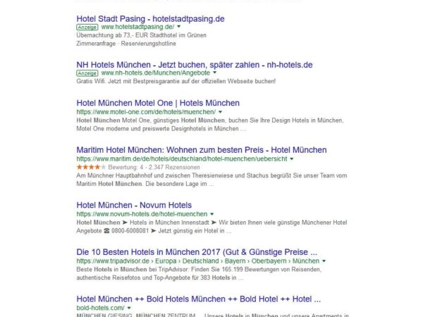 Google-Hotel-SEO-Suchmaschinenoptimierung-Hotel-Pension-DNZ-Networks