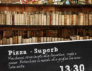 Digitale Pizza Menükarte Angebote Restaurant Pizzeria