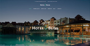 Hotel-Luxus-WordPress-Webdesign-Tourismus-Branche-Template-WordPress-DNZ-Networks