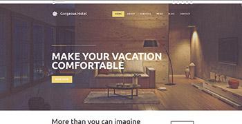 Hotel Multi Language Webdesign Tourismus-Branche Mehrsprachige WordPress Website - DNZ Networks