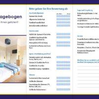 Hotelfragebogen Hotel Gaestefragebogen Grafikdesign Tourismus Branche Hotel-Pension - DNZ Networks