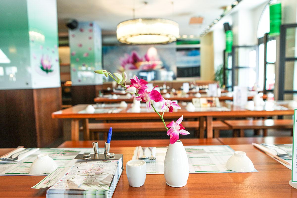 Food und Restaurant Fotografie - Asiatisches Restaurant Fotografie - DNZ Networks