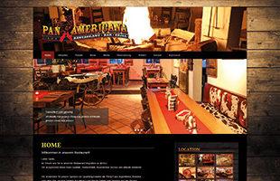 Restaurant Homepage-Gastronomie Brasilianisches Rodizio Webdesign Template WordPress - DNZ-Networks.com
