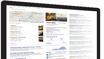 Restaurant-Homepage-Suchmaschinenoptimierung-Webdesign-SEO-Google-Gastronomie-Getraenkekarte-WordPress-DNZ-Networks.com