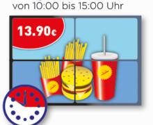 digital-signage-restaurant-zeitsteuerung-mittagsmenu