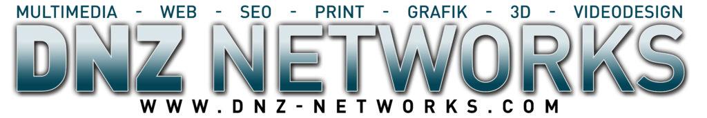 DNZ Networks - Ihre Werbeagentur und Internetagentur aus München - dnz-networks.com Logo
