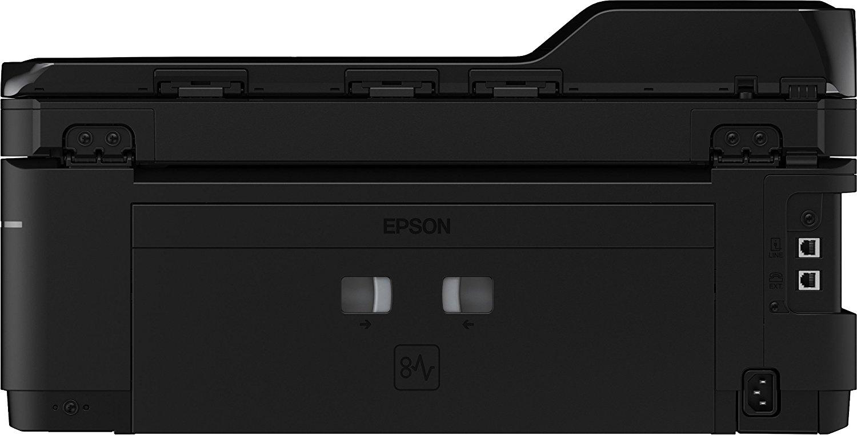 Back Epson WorkForce WF 7515 A3 - DNZ-Networks