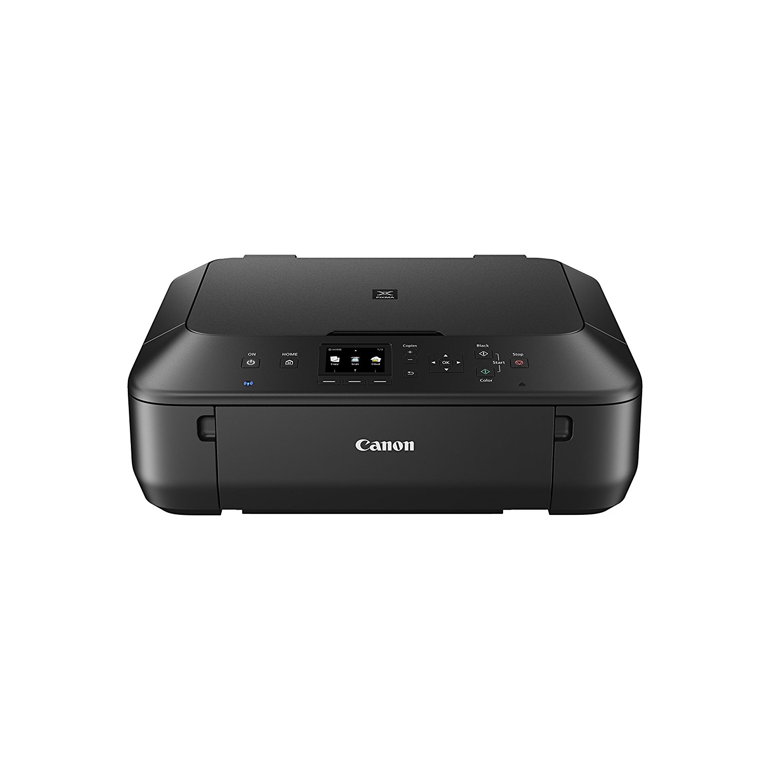 Front-Canon-Pixma-MG5650-Multifunktionsgeraet-Drucker-Kopierer-Scanner-USB-WLAN-Pixma-Cloud-DNZ-Networks.com