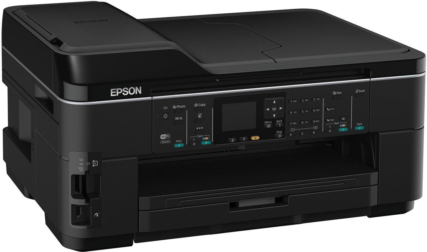 Side Epson WorkForce WF 7515 A3 - DNZ-Networks