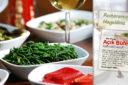 Digitale-Signage-Tuerkisch-Vorschpeise-Menu-Bar-Gastronomie-Menue-Digitale-Karte-Menueboard-Displayloesungen-DNZ-Networks