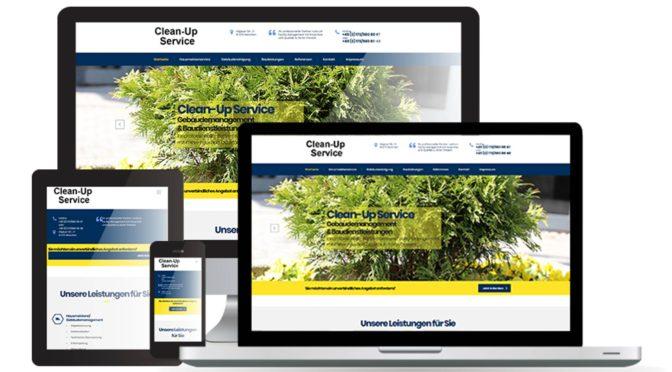 Webdesign für Handwerk WordPress für Branche Handwerker und Werkstatt - Homepage erstellen lassen für Baubranche-DNZ-Netowrks