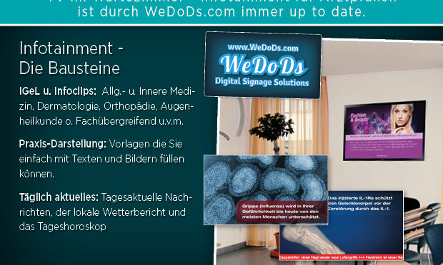 Wartezimmer-TV-Digital-Signage-DNZ-Networks