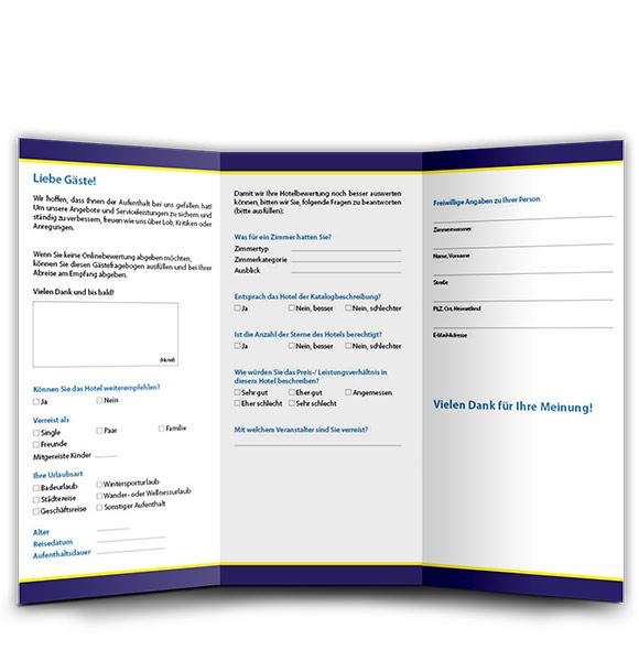 Hotelfragebogen-Hotel-Gaestefragebogen-3-Folder-Grafikdesign-Tourismus-Branche-Hotel-Pension-DNZ-Networks