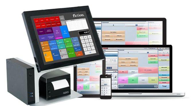 Komplette Kassensysteme für die Gastronomie mit Touchscreen - DNZ Networks