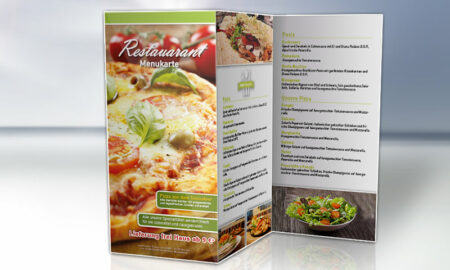 Speise-Flyer-Restaurants-Take-Away-Menukarte-Gastronomie-Take-Away-Speisekarte-DNZ-Networks