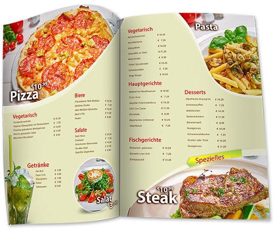 Speisekarte-Restaurants-Menukarte-Pizza-Gastronomie-Italienisch-Speiseinhalt-1-A5-DNZ-Networks