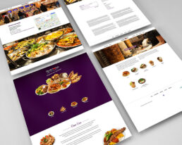 Webdesign-Restaurants-WordPress-Branche-Gastronomie-DNZ-Netowrks
