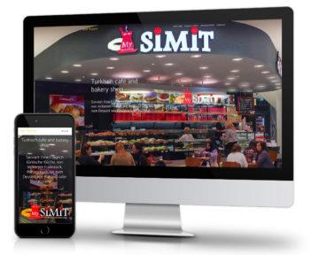 MySimit Gastronomie Website Erstellung – Responsive OnePage