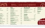 Speise-Flyer-DIN-Lang-2-Italienisch-Restaurants-Menukarte-Branche-Gastronomie-Speisekarte-DNZ-Networks