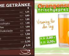 Backshop-kaffe-liste-digitale-Menueboard-Saft-Baeckerei-DNZ-Netowrks