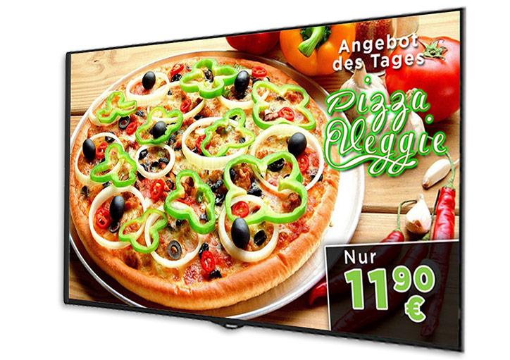 Digitale-Menueboards-Italienisch-Pizza-Angebot-Abverkauf-Gastronomie-Display-DNZ-Networks1