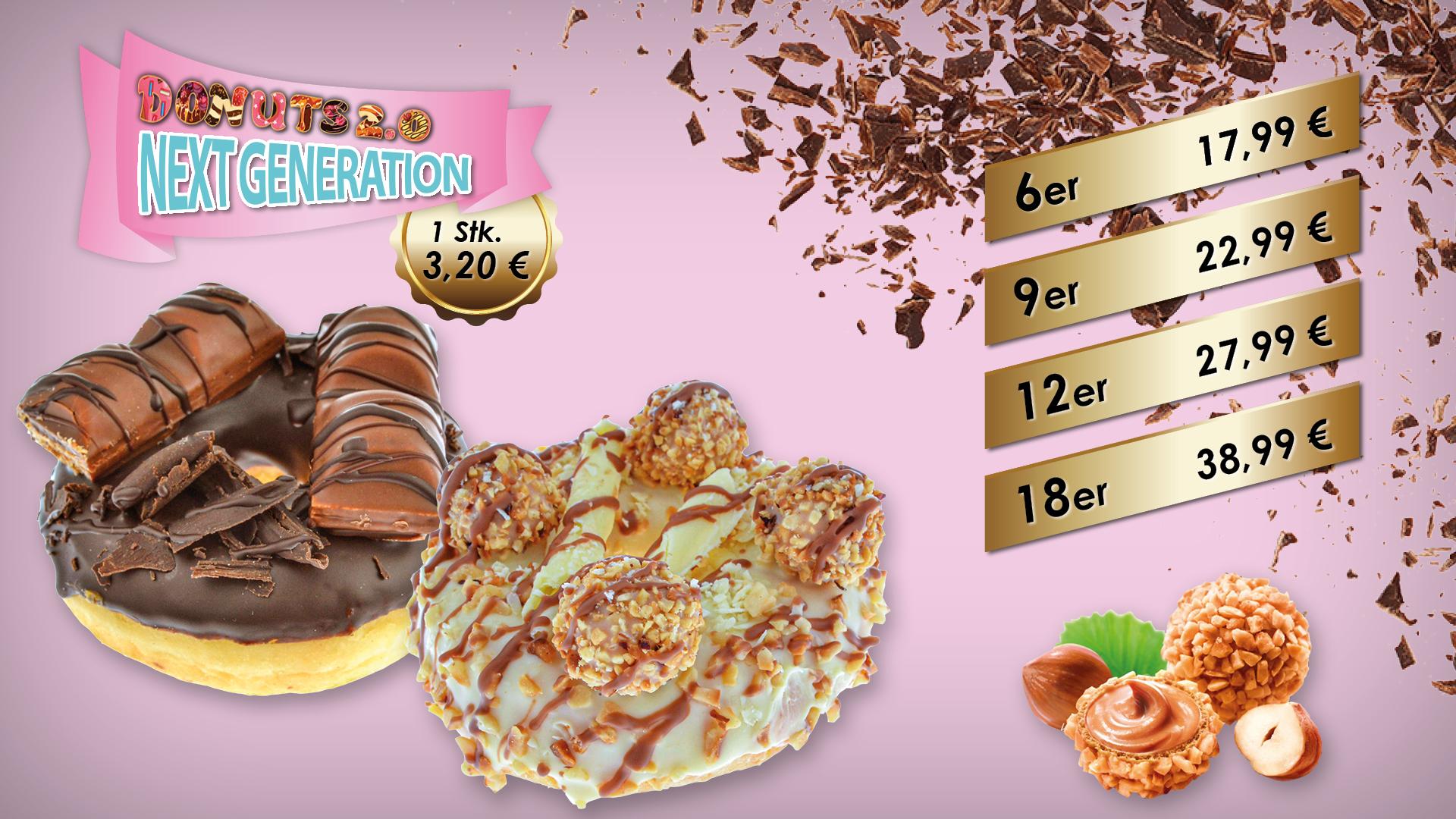 Donut-Digital-Signage-Display-Menueboard-Inhalt-Design-Gastronomie