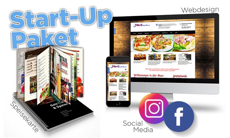 startup-paket-gastronomie-website-speisekarte-facebook-dnz-networks